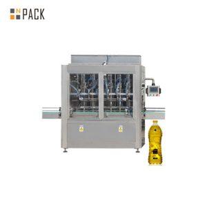 Räätälöity tehdashintaöljyn täyttökone 1 - 5 litralle