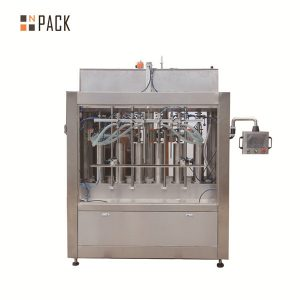 Tilava tomaatti kastike automaattinen neste täyttö kone