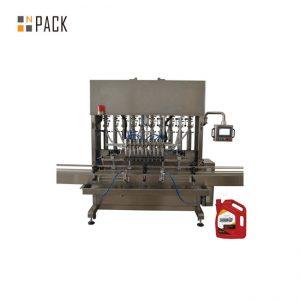 korkealaatuinen täysautomaatti pieni tomaattipastapullo täyttö korkki merkintä kone lasipurkkiin