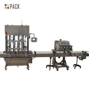 ruostumattomasta teräksestä valmistettu maustekastike maatalouskemikaalit kasviöljyn täyttö kone
