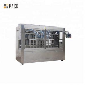 automaattinen sinappiöljyn täyttö kone