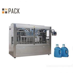 Automaattinen Liquid 10 -suutin sinappiöljy Pullonpakkauskone