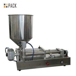 Costomic 2 -pääpuoliset puoliautomaattiset nestemäiset täyttökoneet