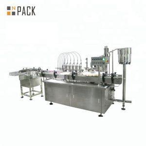 täysi automaattinen injektiopullojen täyttö kone kemiallinen täyttö kone parhaalla hinnalla
