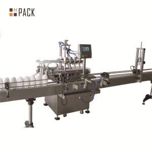 Soijakastike etikka täyttö kone, kasviöljy täyttö kone, kastike kone