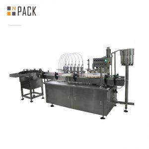 Automaattinen multi-heads-nestemäinen ja kermainen digitaalinen täyttölaite